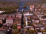 Aerial Rhinebeck New York
