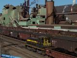 Train, Rolling