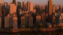 Aerial O/New York City