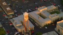 Aerial Over Warner Brothers