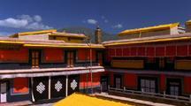 Colorful Monastery