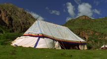 Large White Communal Tent