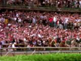 Horses Race At Kentucky Derby