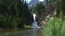 Running Eagle Falls, Zoom