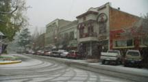 Winter In Ashland, Oregon