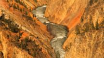 Grand Canyon Of Yellowstone, From Above