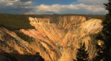 Grand Canyon Of Yellowstone, Zoom In