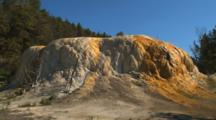 Mammoth Hot Springs Yellowstone, Zoom Out
