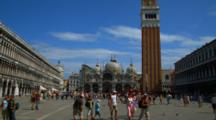 Piazza San Marco (St Mark's Square) In Venice