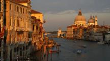 Basilica Di Santa Maria Della Salute From The Grand Canal