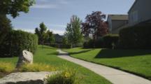 Residential Houses In Ashland, Oregon