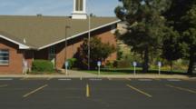 Church In Ashland, Oregon