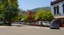 Downtown Ashland, Oregon
