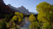 Fall Colors And Virgin River