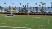 Football Field At Santa Barbara City College