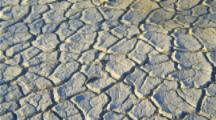 Cracked, Dry Earth Creates Abstract Pattern, Death Valley