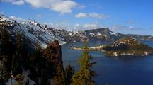 Crater Lake National Park Time Lapse