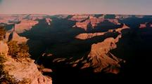 Time Lapse Of Grand Canyon National Park