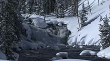 Scenic Stock Footage in Winter