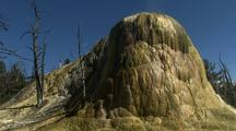 Orange Spring Mound, Mammoth Hot Springs, Yellowstone National Park