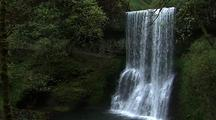 Waterfall, Silver Falls State Park