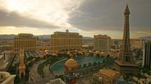 Time Lapse Las Vegas Casino, Bellagio