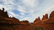Time Lapse Arches National Park