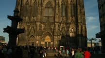 Cologne Cathedral Or Koeln Dom