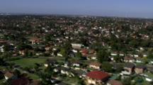 Aerial Suberbs Of Sydney