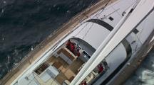 Super Yacht And Crew