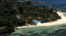 Aerial, Resort In Seychelles