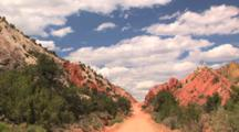 Cottonwood Road, Grand Staircase Escalante National Monument, Utah, Time Lapse