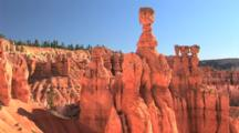 Bryce Amphitheater At Bryce Canyon National Park, Zoom Out