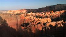 Bryce Amphitheater At Bryce Canyon National Park, Utah, Zoom In