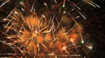 Fireworks Royalty Free Stock Footage