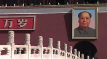 Mao And Forbidden City Coming Into Focus
