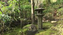 Japanese Stone Lantern, Pagoda