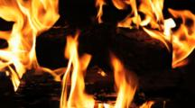 Fire Royalty Free Stock Footage