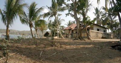 A Village home on Nusa Ceningan Island