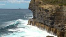 Tasman Blowhole Cliffs 1