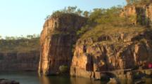 Cliffs Of Katherine Gorge, Northern Territory