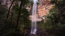 Springbrook Falls From Base
