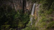 Springbrook Falls Side View