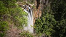 Springbrook Falls From Top