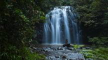 Ellinjaa Falls Time Lapse 3, Atherton Tablelands