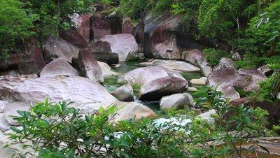 Babinda Boulders Gorge