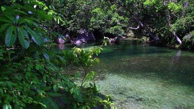Babinda Boulders Pool