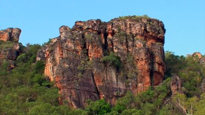 Nourlangie Rock base 6 closer,Kakadu,Top End