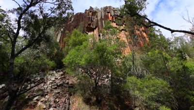 Sawn Rocks, Mount Kaputar