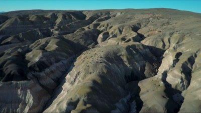 Sarmiento aerial, wide sideways move RL